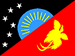 West Sepik Flag