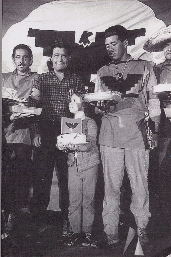 Cesar Chavez Young