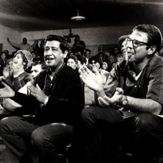 Cesar Chavez / Clapping  / Photo by John Kouns