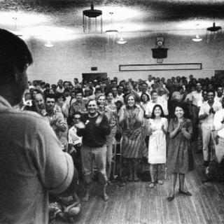 Cesar Chavez / Leading / Photo by Jon Lewis