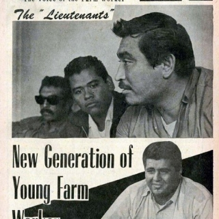 Marcos Munoz Featured In the 1966 December Issue of El Malcriado