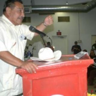 Marcos Munoz Was An Entertaining Speaker