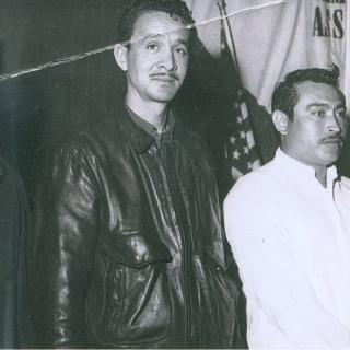 Sal Gonzalez, Gilbert Padilla & Marcos Munoz