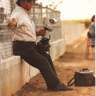 Parlier member, Jose Alvarez. / 1977