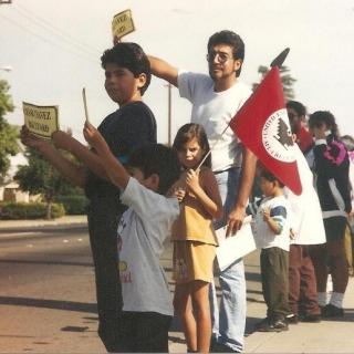 Juan Sanchez Family / Fresno / 1994